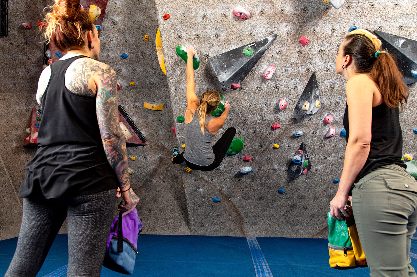 Summer 3-Month Membership - Climb Iowa