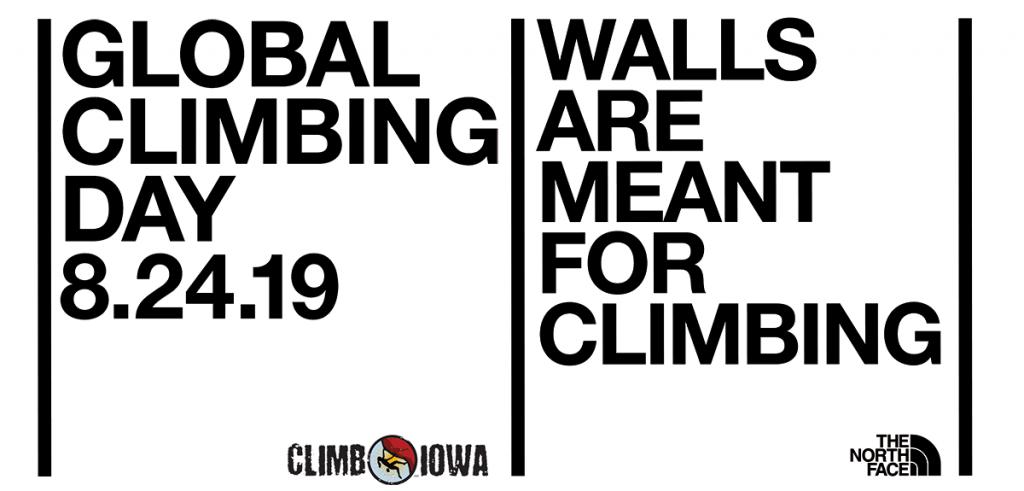 20190730 GlobalClimbingDay Logo Compilation