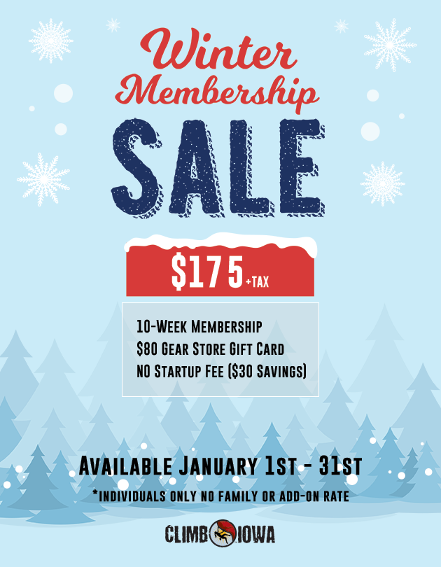 20191226 Winter Membership Sale MD