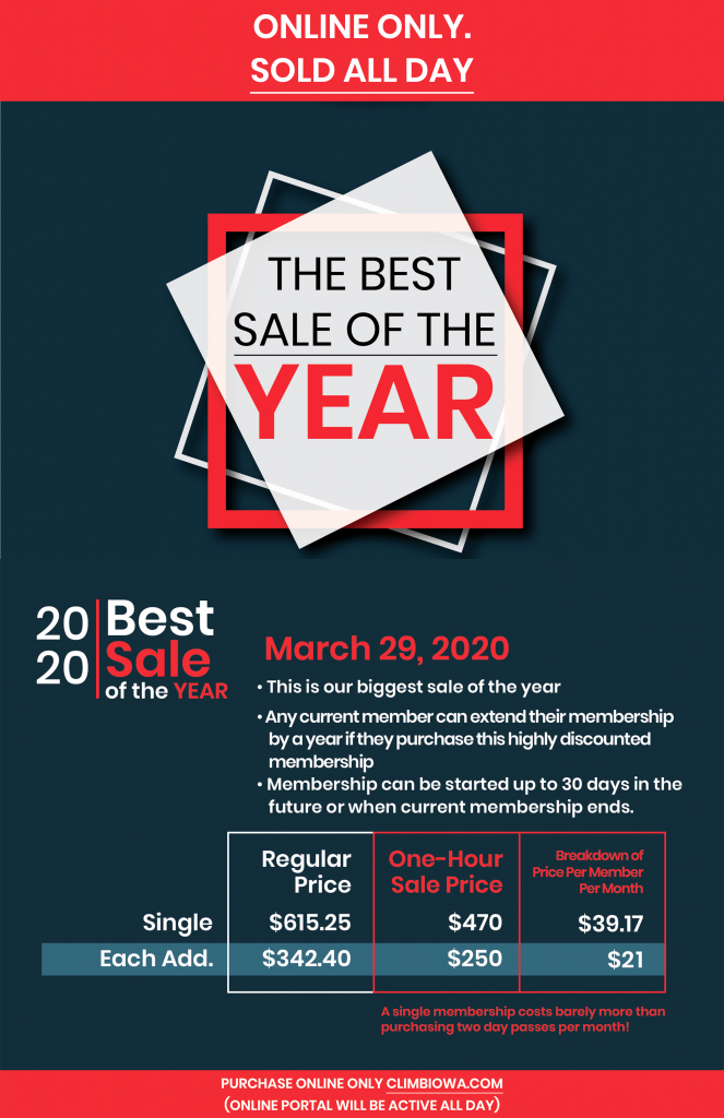 Best Sale Infographic Poster